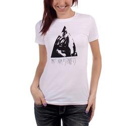 Matt Skiba And The Sekrets - Womens Womens Skull Collage T-Shirt
