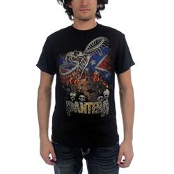 Pantera - Kickin Up Dust Mens S/S T-Shirt In Black
