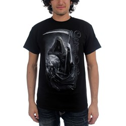 Children Of Bodom - Reaper Hold Mens T-Shirt In Black