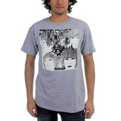 The Beatles - Mens Revolver T-Shirt