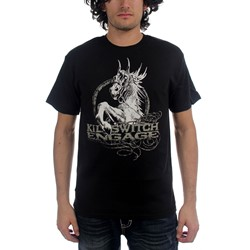 Killswitch Engage - Horse Mens S/S T-Shirt In Black