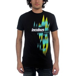 Incubus - Mens Apex T-Shirt In Black