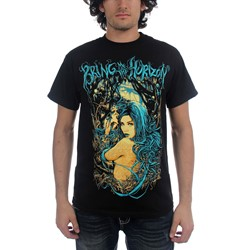Bring Me The Horizon - Forest Girl Mens S/S T-Shirt In Black