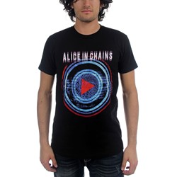 Alice In Chains - Mens Played T-Shirt