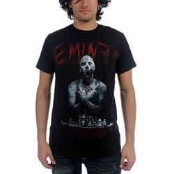 Eminem - Mens Horror T-shirt in Black
