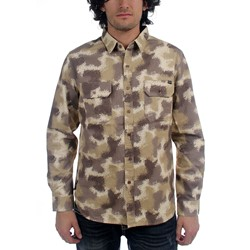 HUF - Mens HBT Long Sleeve Work Woven
