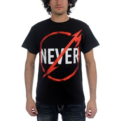 Metallica - Mens Say Never T-Shirt