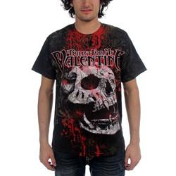 Bullet For My Valentine - Bloodskull Mens S/S T-Shirt In Black