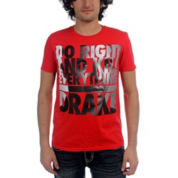 Drake - Do Right Mens T-Shirt In Red