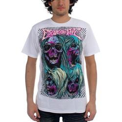 Escape The Fate - Escape Ad Mens T-Shirt In White