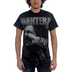 Pantera - Vulgar All Over Mens T-Shirt In Black