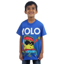 Sponge Bob Square Pants - Boys Yolo T-Shirt