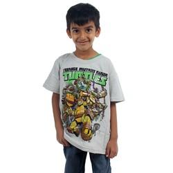 Teenage Mutant Ninja Turtles - Juvy Group Attack T-Shirt