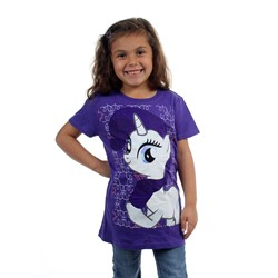My Little Pony - Girls Purple Unicorn T-Shirt