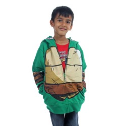 Teenage Mutant Ninja Turtles - Boys Costume Hoodie