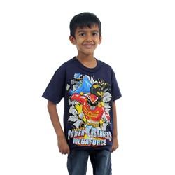 Power Rangers - Boys Mega Force T-Shirt