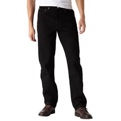 Levis® 550 Relaxed Fit Jeans in Black