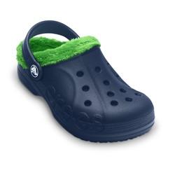 Crocs - Kids Unisex Baya Fleece Clog Kids Shoes