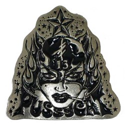 Pussycat 13 Empire 32 Belt Buckle