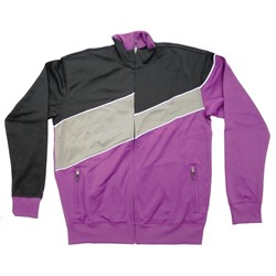 Master Track Jacket Track Jacket In Black By Oakley
