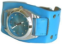 UrbanPUNK Atticus Watch in Turquoise