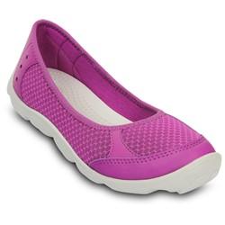 Crocs - Womens Duet Busy Day Ballet Flat