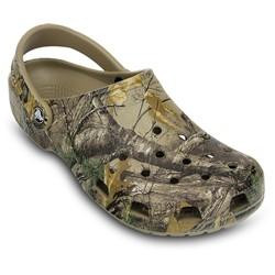 Crocs - Mens Classic Realtree Xtra Clog
