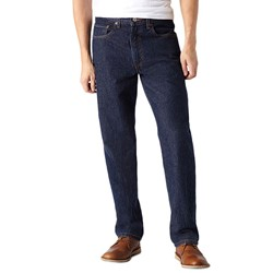 Levis® 550 Relaxed Fit Jeans in Rinsed