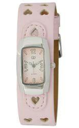 UrbanPUNK Heart Catcher Watch in Pink