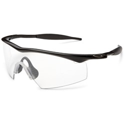 Oakley - Industrial M-Frame w/Clear Sunglasses