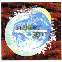 Standby Red 5 - And I Will Move the Earth - CD/Album