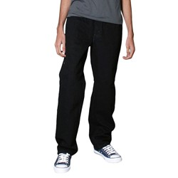 Levis 550 Relaxed Fit Boy's Jeans in Black Magic (Slim)