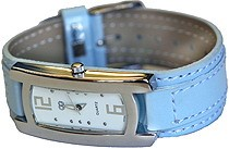 UrbanPUNK Slim Watch in Sky Blue