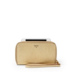 Fossil - Womens Sydney Zip Phone Wallet
