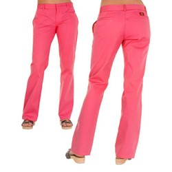 Pink Sarah Pant by Dickies Girl