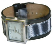 UrbanPUNK The Muni Watch in Black