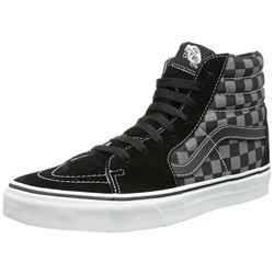 Vans - U Sk8-Hi Shoes In Black/Pewter
