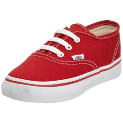 Vans - K Authentic Shoes In Red