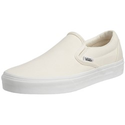 Vans - Unisex Adult Classic Slip-On Shoes In White