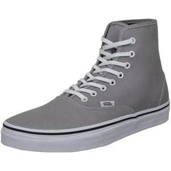 Vans - U Authentic Hi Shoes In Wild Dove/True White