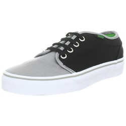 Vans - U 106 Vulcanized Shoes In Wild Dove/Black