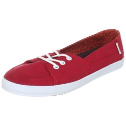 Vans - Womens W Palisades Vulc Shoes In Chili Pepper