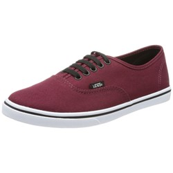 Vans - Unisex Authentic Lo Pro Shoes In Tawny Port