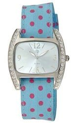 UrbanPUNK Sunday Picnic Watch in Blue/Pink