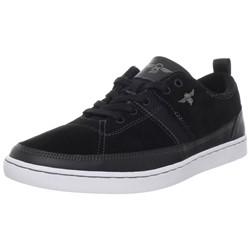 Creative Recreation - Mens Liggio Shoes In Black Suede