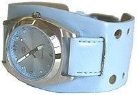 UrbanPUNK Atticus Watch in Light Blue