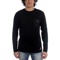 Crooks & Castles - Mens Python Long Sleeve Pocket Shirt