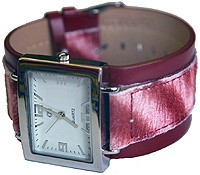 UrbanPUNK The Muni Watch in Rose Red
