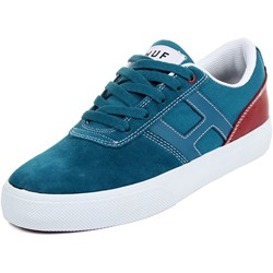 HUF - Mens Choice Lowtop Shoes in Teal/Brick