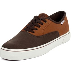 HUF - Mens Mateo Shoes in Soil Brown
